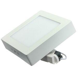 LED21 LED panel přisazený 12W 170x170mm STUDENÁ BÍLÁ D0128